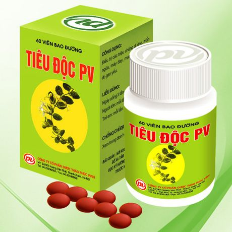 Thuoc Tieu doc PV, Ciprofloxacin va Enafran 10 bi dinh chi luu hanh - Anh 1