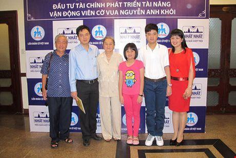 Cong ty Nhat Nhat dau tu tai chinh phat trien tai nang co vua Viet Nam - Anh 3