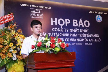 Cong ty Nhat Nhat dau tu tai chinh phat trien tai nang co vua Viet Nam - Anh 5