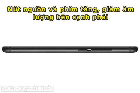 Can canh ve dep cua Meizu Pro 6s vua ra mat - Anh 14