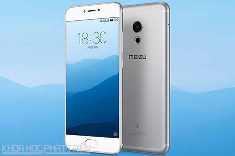 Can canh ve dep cua Meizu Pro 6s vua ra mat - Anh 19