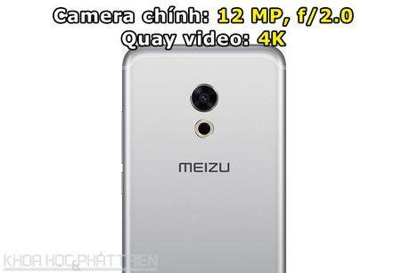 Can canh ve dep cua Meizu Pro 6s vua ra mat - Anh 6