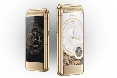 Samsung gioi thieu smartphone nap gap, 2 man hinh, chip Snapdragon 820 - Anh 2