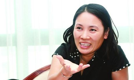 Nhung MC gac su nghiep de theo duoi hoc hanh - Anh 1