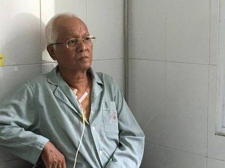 Dien vien Duy Thanh sut 20kg vi ung thu da di can - Anh 2