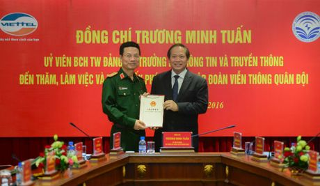 Viettel 4G: Can tao su bung no trong nganh vien thong lan thu hai - Anh 1