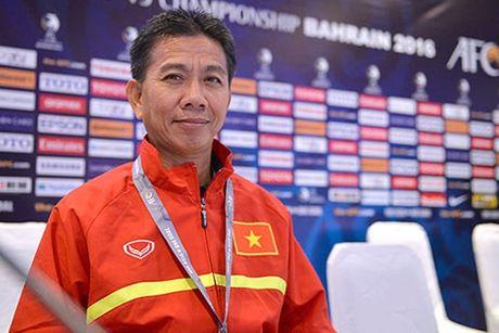 HLV Hoang Anh Tuan: Ve du U20 World Cup tac dong den ca nuoc - Anh 1