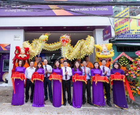 TPBank khai truong chi nhanh moi tai huyen Binh Chanh - Anh 1