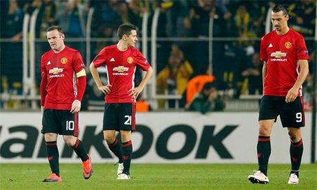 CDV Man Utd keu goi sa thai Mourinho, moi Ferguson tro lai - Anh 2