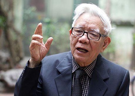 'Mat chuc Bi thu nghia la ong Vu Huy Hoang cung se bi cach chuc Bo truong' - Anh 1