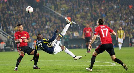 Fenerbahce 2–1 Man United: Pogba chan thuong, 'Quy do' guc nga - Anh 1