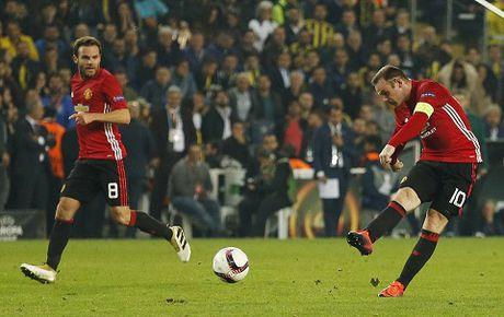 Fenerbahce 2–1 Man United: Pogba chan thuong, 'Quy do' guc nga - Anh 4