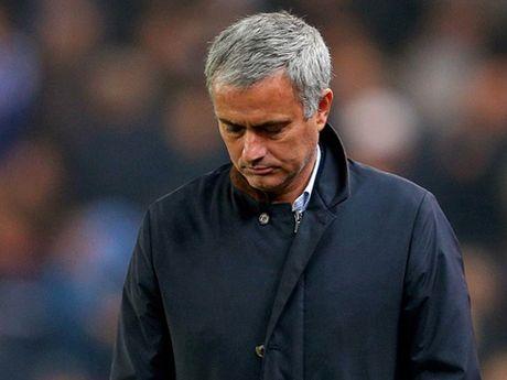 Jose Mourinho: 'Man United thua vi da nhu giao huu' - Anh 1
