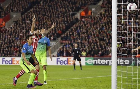 Southampton 2-1 Inter: Tram tuong van khong doi van - Anh 4