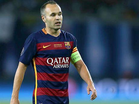 Sergio Busquets dang 'tang hinh', Barca thuc su lo ngai - Anh 1