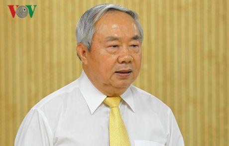 Ong Vu Mao: 'Nen hanh chinh tri tre, sua doi se rat vat va' - Anh 1