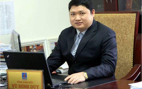 Bo Cong Thuong yeu cau trieu tap nguyen TGD PVtex Vu Dinh Duy - Anh 1