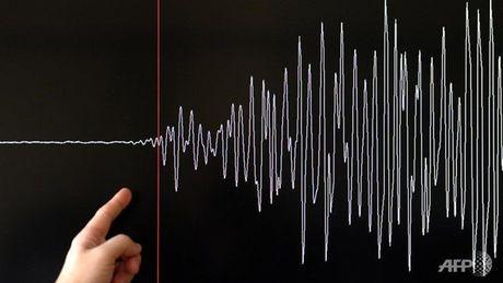 Dong dat manh 6,3 do Richter xay ra gan mot thanh pho cua Chile - Anh 1