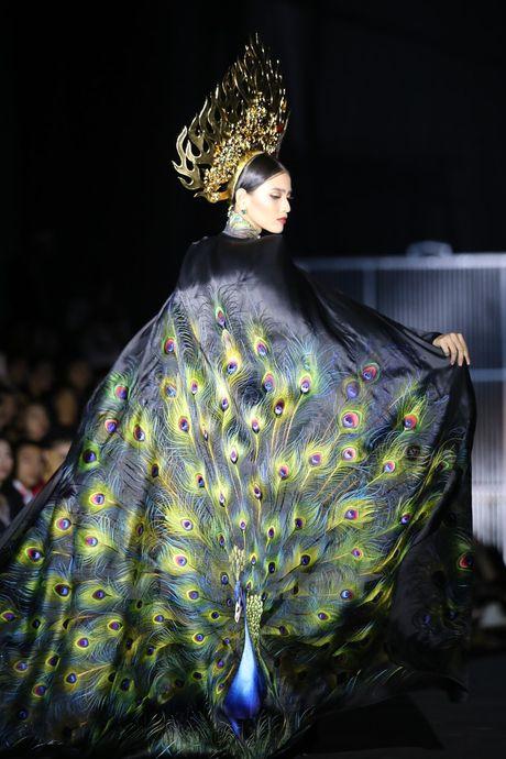 Den Fashion Week 2016 ngam ao dai cua nha thiet ke Dinh Van Tho - Anh 6