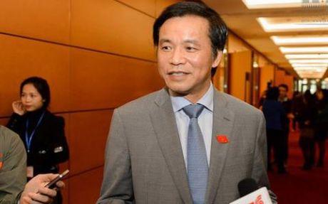 Cach chuc ong Vu Huy Hoang: Nghi huu van xu ly - Anh 1