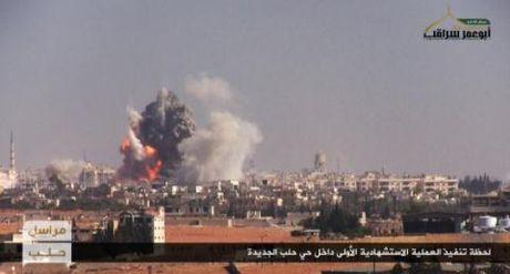 Den han Nga ngung ban, toan Aleppo lai do lua - Anh 3