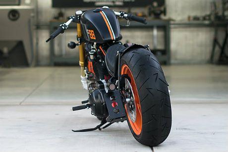 Me man xe do 2001 Harley Davidson Sportster-DP Customs - Anh 4