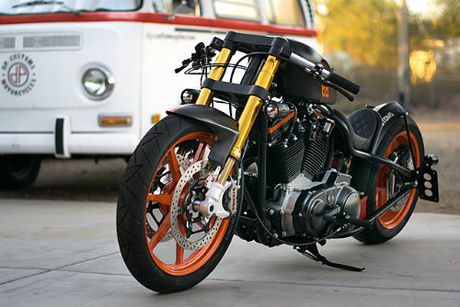 Me man xe do 2001 Harley Davidson Sportster-DP Customs - Anh 6