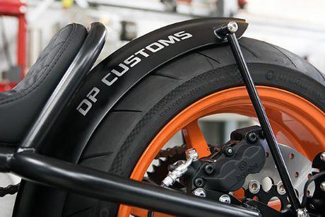 Me man xe do 2001 Harley Davidson Sportster-DP Customs - Anh 8