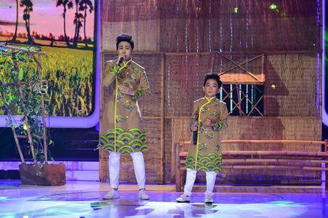 Hoai Linh thich thu truoc 'ban sao nhi' cua Hoai Lam - Anh 1