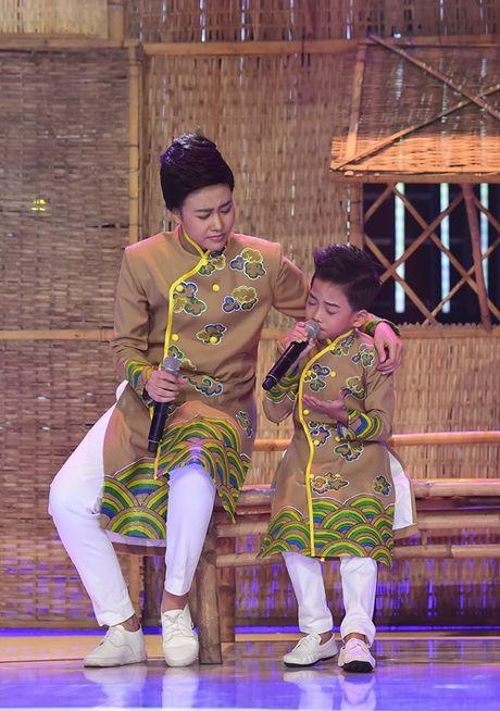 Hoai Linh thich thu truoc 'ban sao nhi' cua Hoai Lam - Anh 2