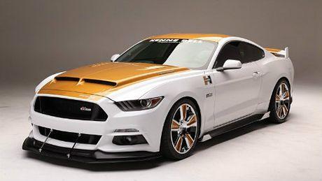 Chet me 2017 Hurst Kenne Bell R-Code Mustang sieu hiem - Anh 1
