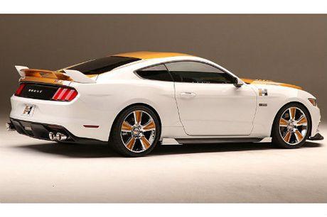 Chet me 2017 Hurst Kenne Bell R-Code Mustang sieu hiem - Anh 2