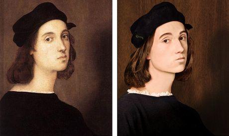 Giai dap thac mac kinh dien ve nu cuoi nang Mona Lisa - Anh 1