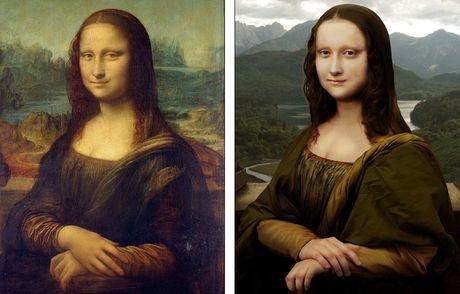 Giai dap thac mac kinh dien ve nu cuoi nang Mona Lisa - Anh 4
