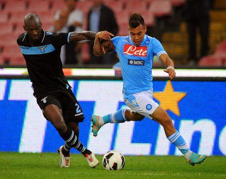 02h45 ngay 06/11, Napoli vs Lazio: Diem tua San Paolo - Anh 1