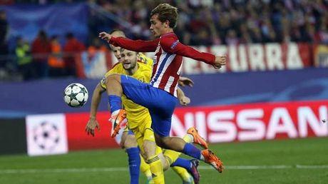 22h15 ngay 05/11, Real Sociedad vs Atletico Madrid: Thang de bam duoi ngoi dau - Anh 1