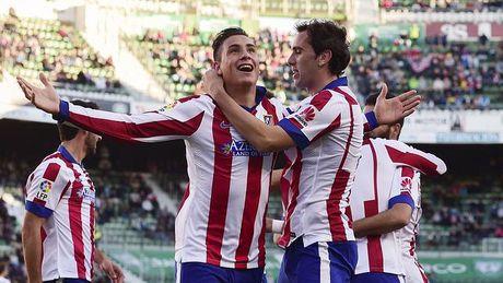 Diem tin chieu 05/11: M.U 'san' bo doi Atletico; Pep duoi co Mourinho - Anh 1