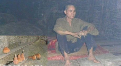 Cuoc song ly ky cua nhung 'nguoi rung' Viet Nam - Anh 10