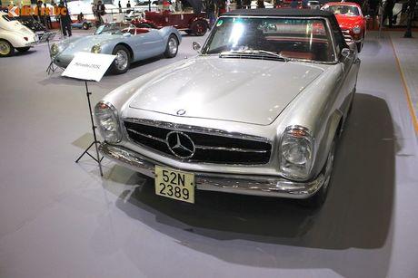 Mui tran 'hang hiem' Mercedes 230SL hon 50 tuoi tai VN - Anh 10
