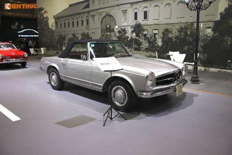 Mui tran 'hang hiem' Mercedes 230SL hon 50 tuoi tai VN - Anh 2