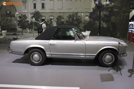 Mui tran 'hang hiem' Mercedes 230SL hon 50 tuoi tai VN - Anh 3
