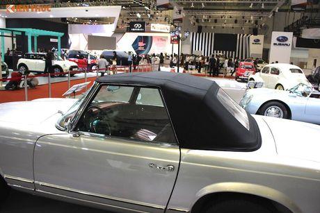 Mui tran 'hang hiem' Mercedes 230SL hon 50 tuoi tai VN - Anh 4