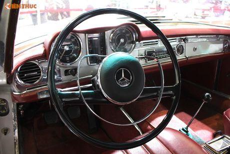 Mui tran 'hang hiem' Mercedes 230SL hon 50 tuoi tai VN - Anh 9