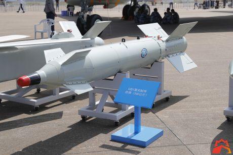 Giat minh kho vu khi may bay nem bom H-6K Trung Quoc - Anh 7
