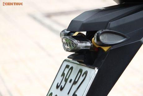Honda Click 125i do 'do choi khung' tai Sai Gon - Anh 12