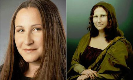 Giai ma nu cuoi muon doi bi an cua Mona Lisa - Anh 1