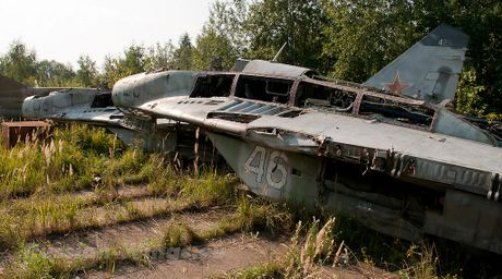Dau long dan tiem kich MiG hoen ri gan Moscow - Anh 3
