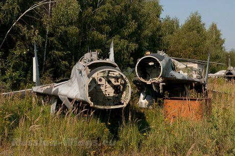 Dau long dan tiem kich MiG hoen ri gan Moscow - Anh 4
