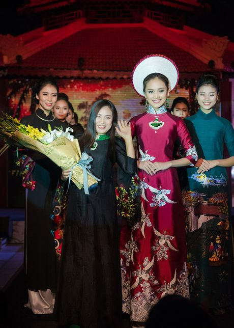 'Nang tho' cua NTK Lan Huong gay chu y tai LPH - Anh 2
