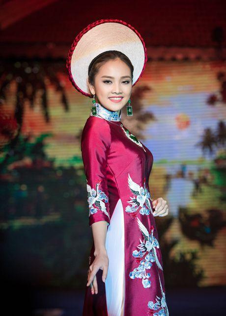 'Nang tho' cua NTK Lan Huong gay chu y tai LPH - Anh 5